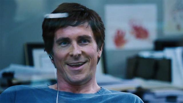 A Grande Aposta Christian Bale