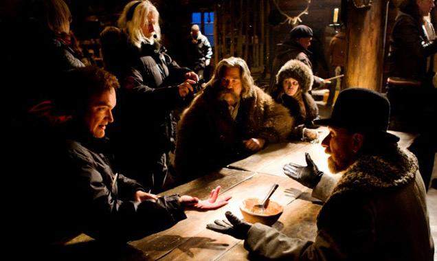 Quentin-Tarantino-Os-Oito-Odiados Filme: Os Oito Odiados