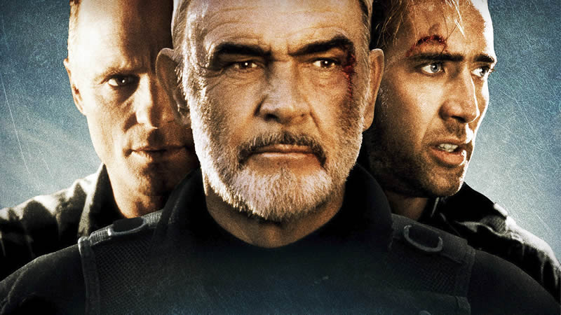 Filmes de 1996 - A Rocha