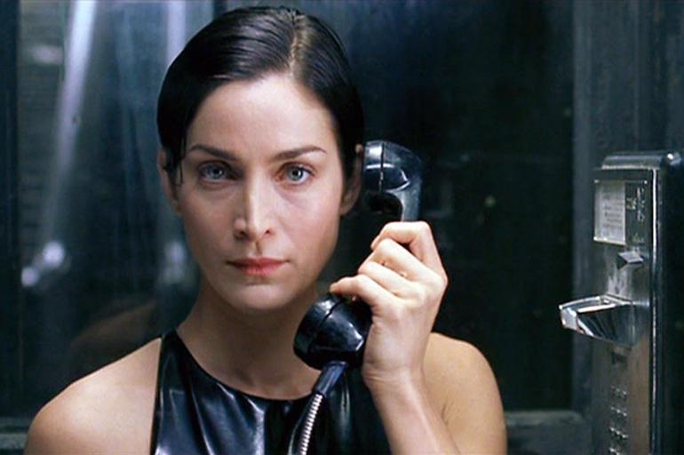 Matrix Carrie Anne-Moss