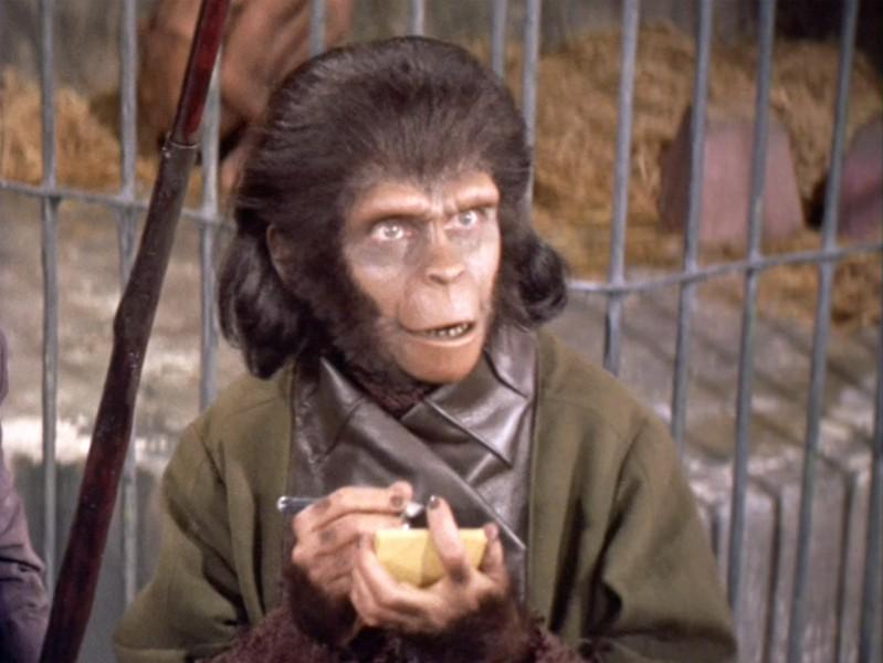 O Planeta dos Macacos - Zira (Kim Hunter)