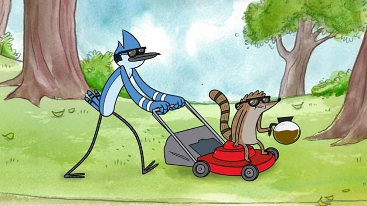 Gusanos_Clarence Top 5 - Dicas com as melhores animações atuais do Cartoon Network