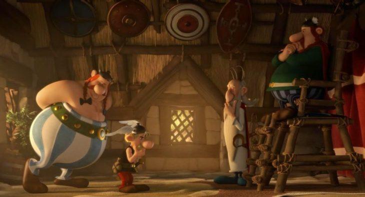 Asterix e o Dominio dos Deuses
