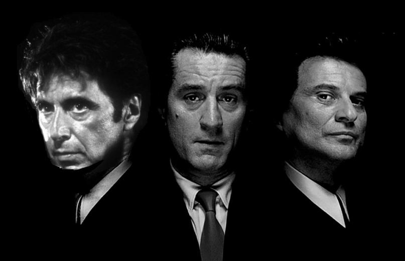 The-Irishman-montagem Mesa de Bar: Scorsese, De Niro, Pacino e Pesci juntos?