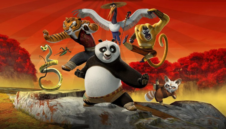 melhores filmes de aventura dos anos 2000 – kung fu panda