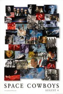 poster space cowboys filmes sci-fi anos 2000