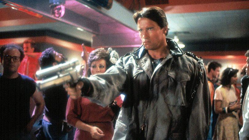 O Exterminador do Futuro 1984
