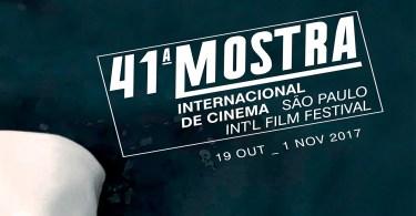 41a MOSTRA INTERNACIONAL DE SP
