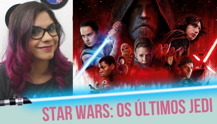 Star Wars Ultimos Jedi – Fora do Padron