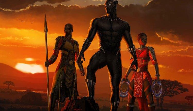 Bilheterias Pantera Negra