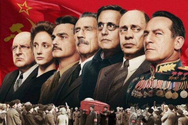 a morte de stalin – filmes de comedia 2018