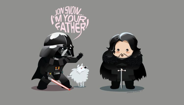 darth_vader__jon_snow_and_ghost_by_sheenponce_d9z7ueh-fullview