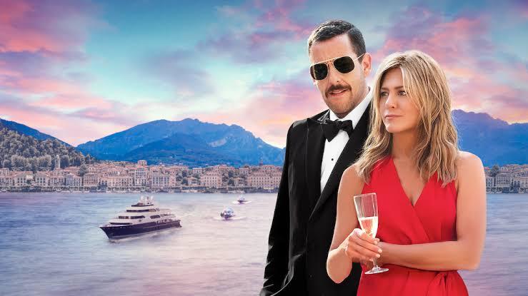 mistério no mediterrâneo – melhores filmes de comédia de 2019