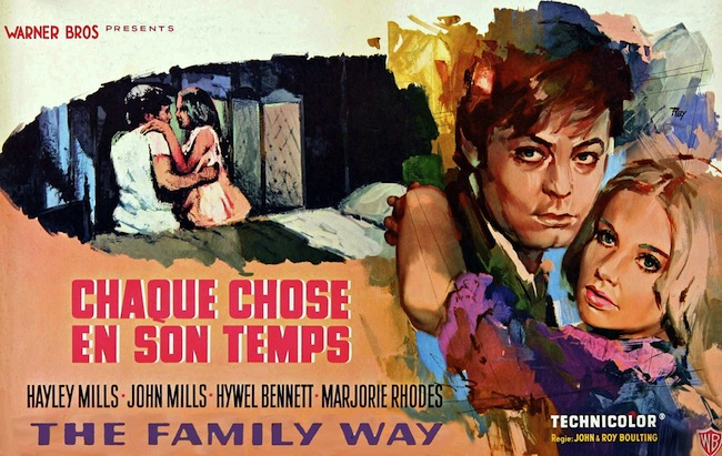 The Family Way / Chaque chose en son temps (1966)