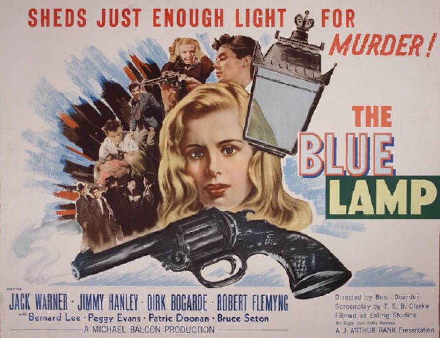 The Blue Lamp (1950) de Basil Dearden