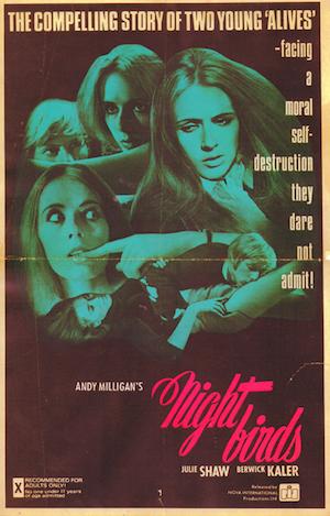 Nightbirds (affiche)