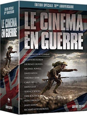 Coffret-cinéma en guerre