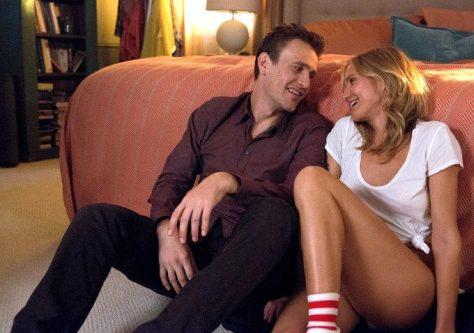 Jason Segel & Cameron Diaz in Sex Tape