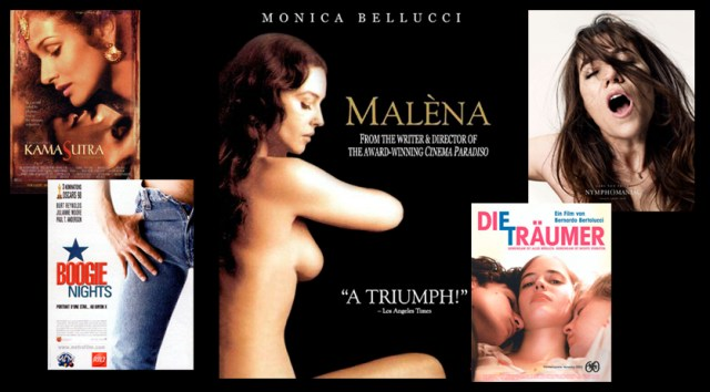 Most Sexually Explicit Erotic Films