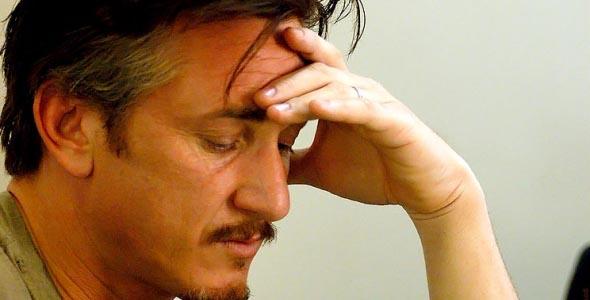 Manche behaupten Sean Penn sähe aus wie Pascal.