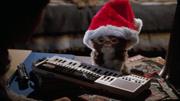 Gizmo wünscht euch auch schöne Feiertage!