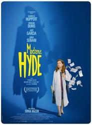 "Affiche du film ""Madame Hyde"""