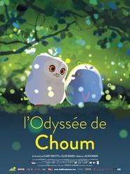 """Affiche du film """"L'Odyssée de Choum"""""""