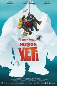 """Affiche du film """"Mission Yéti"""""""
