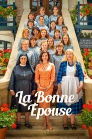 """Affiche du film """"La bonne épouse"""""""