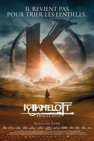 """Affiche du film """"Kaamelott - The First Chapter"""""""