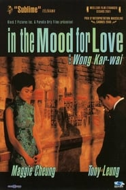 """Affiche du film """"In the Mood for Love"""""""