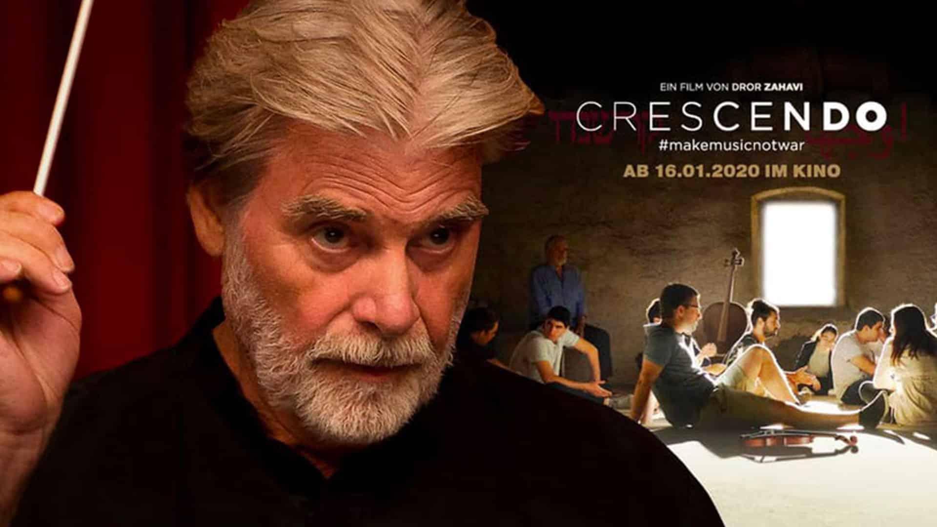 Crescendo – #makemusicnotwar