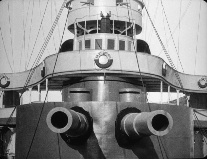 La corazzata Potëmkin, ovvero: il trionfo del montaggio
