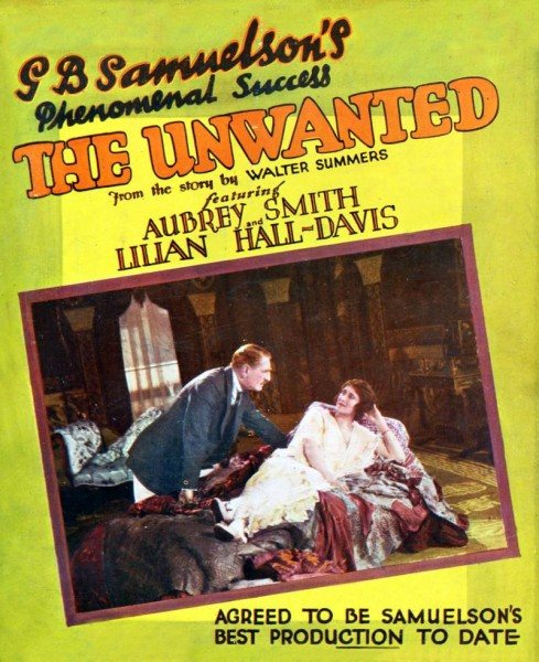 Image result for The unwanted 1924