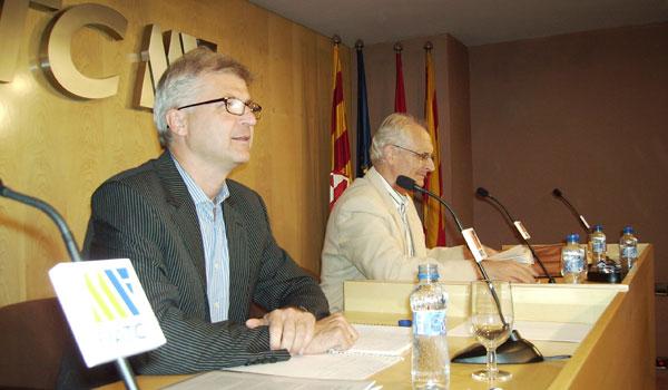 Daniel Arasa y Martin Kugler
