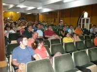 Participantes en la XII edición de la Escuela de Verano Joven