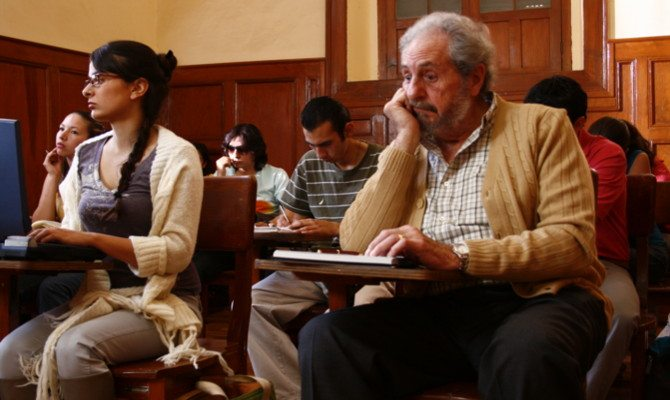 cinemanet | el estudiante