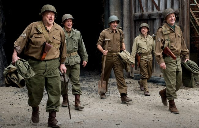 Cinemanet | The Monuments Men