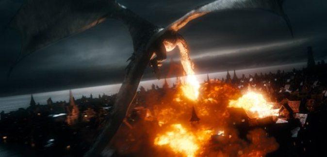 El hobbit: la batalla de los cinco ejércitos CinemNet