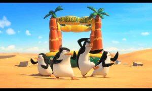 Cinemanet | Los pingüinos de Madagascar