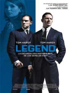 CinemaNet - Legend Tom Hardy