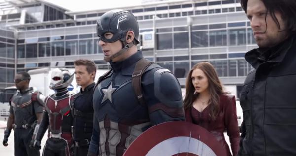 cinemanet   Capitán América Civil War Spiderman crítica CinemaNet