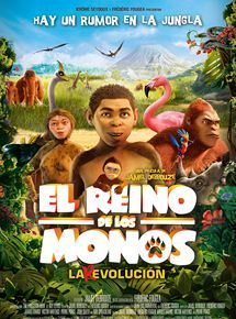 El reino de los monos Evolution Man James Debbouze
