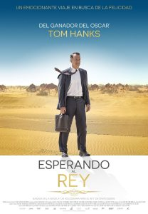 CinemaNet Tom Hanks Esperando al rey