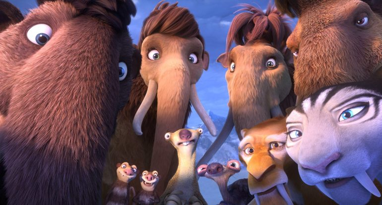 CinemaNet Ice Age el gran cataclismo