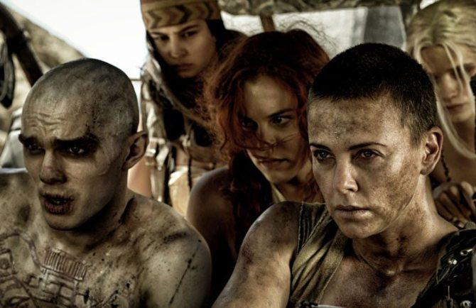 Mad Max análisis CinemaNet cineforum Furiosa Charlize Theron