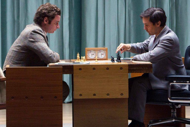 El caso Fischer ajedrez Tobey Maguire