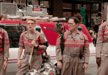 CinemaNet Cazafantasmas femenino Kristen Wiig Ghostbusters