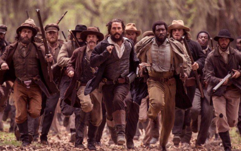 CinemaNet Los hombres libres de Jones Matthew McConaughey