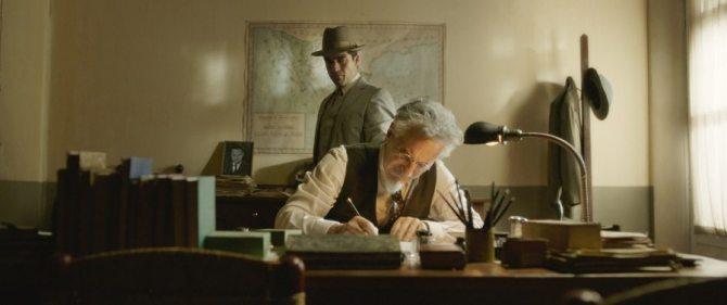 CinemaNet El Elegido Trotsky Alfonso Herrera
